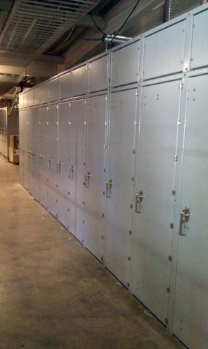 Verizon NEMA Electrical Equipment Enclosure Installation