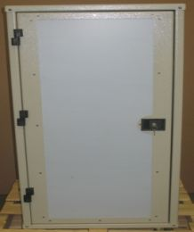 Indoor Racking Cabinet w/ Lexan Door