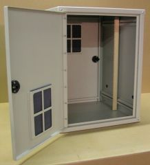 Indoor Rackmount Enclosure - Open
