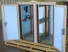 Double Bay Outdoor Enclosure