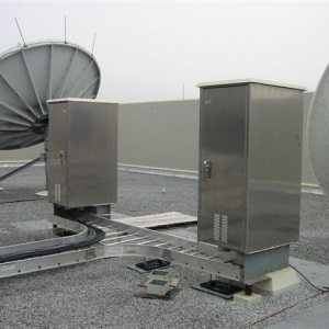 Roof Mounted Electrical Enclosures