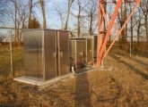 DDB Outdoor Enclosures On Site