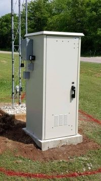 Remote Cell Site Installation
