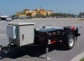 Trailer Mounted Outdoor Electrical Boxes