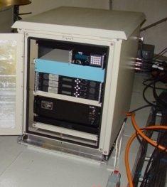 Electrical Enclosure Cabinet In Situ