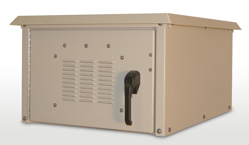 Elegant Climate Controlled Server Cabinet