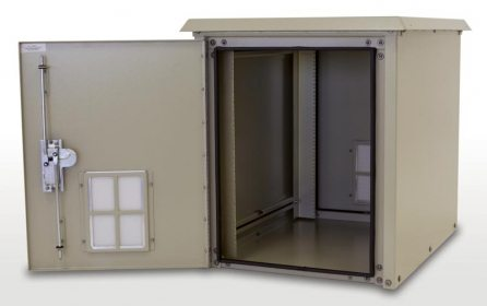 Single Bay Outdoor Enclosures