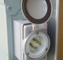 Single Compartment / HVAC Cooled Enclosure Plug