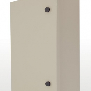 Small Outdoor Security Cabinets - Closed