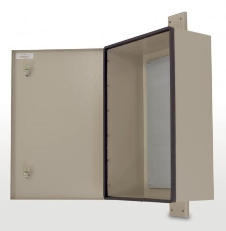 Small Outdoor Security Cabinets
