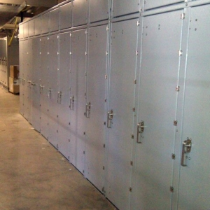 Verizon NEMA Electrical Equipment Enclosure Installation