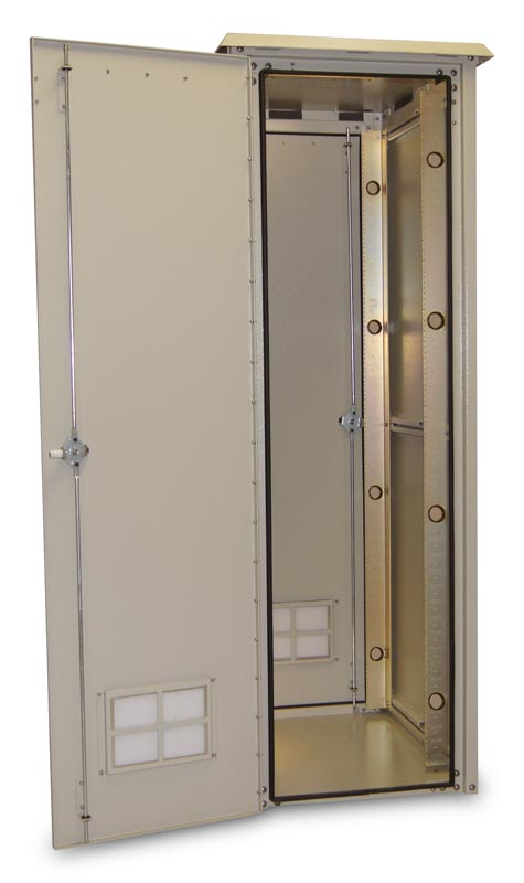 Luxury Outdoor Weatherproof Cabinets for Electronics