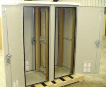 Double Racking Enclosure