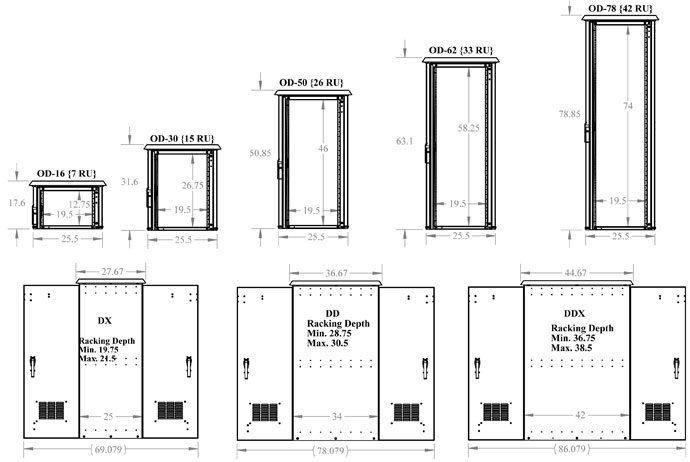 dwg specifications sheet