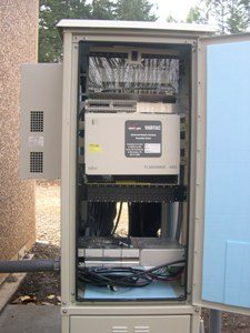 Outdoor Electrical Equipment Cabinet