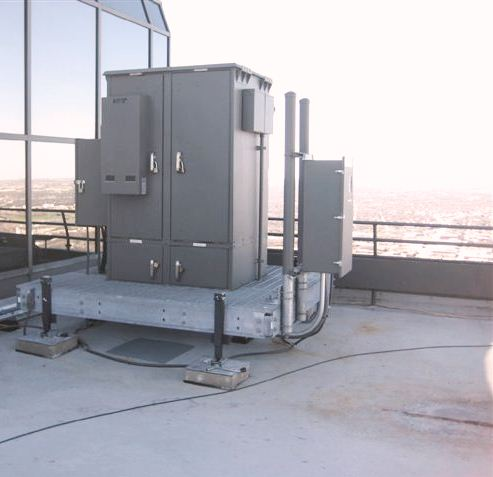 TX-DAL Enclosure Cabinet