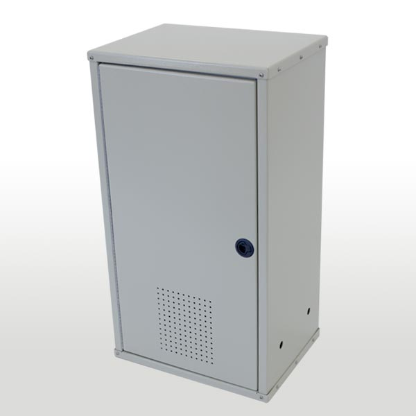 Industrial Outdoor Enclosures - Closed